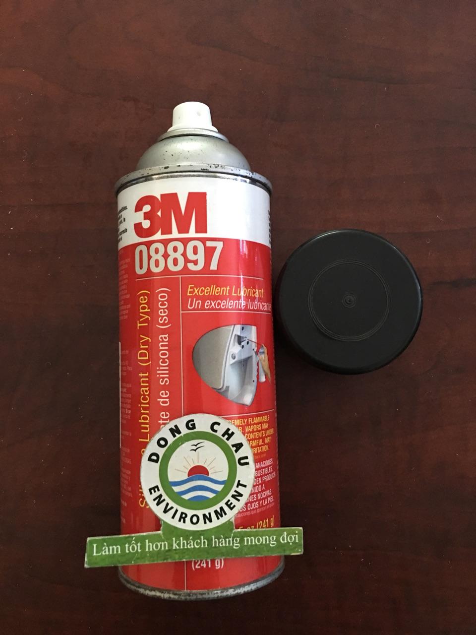 Chất bôi trơn silicone loại khô 3M 08897