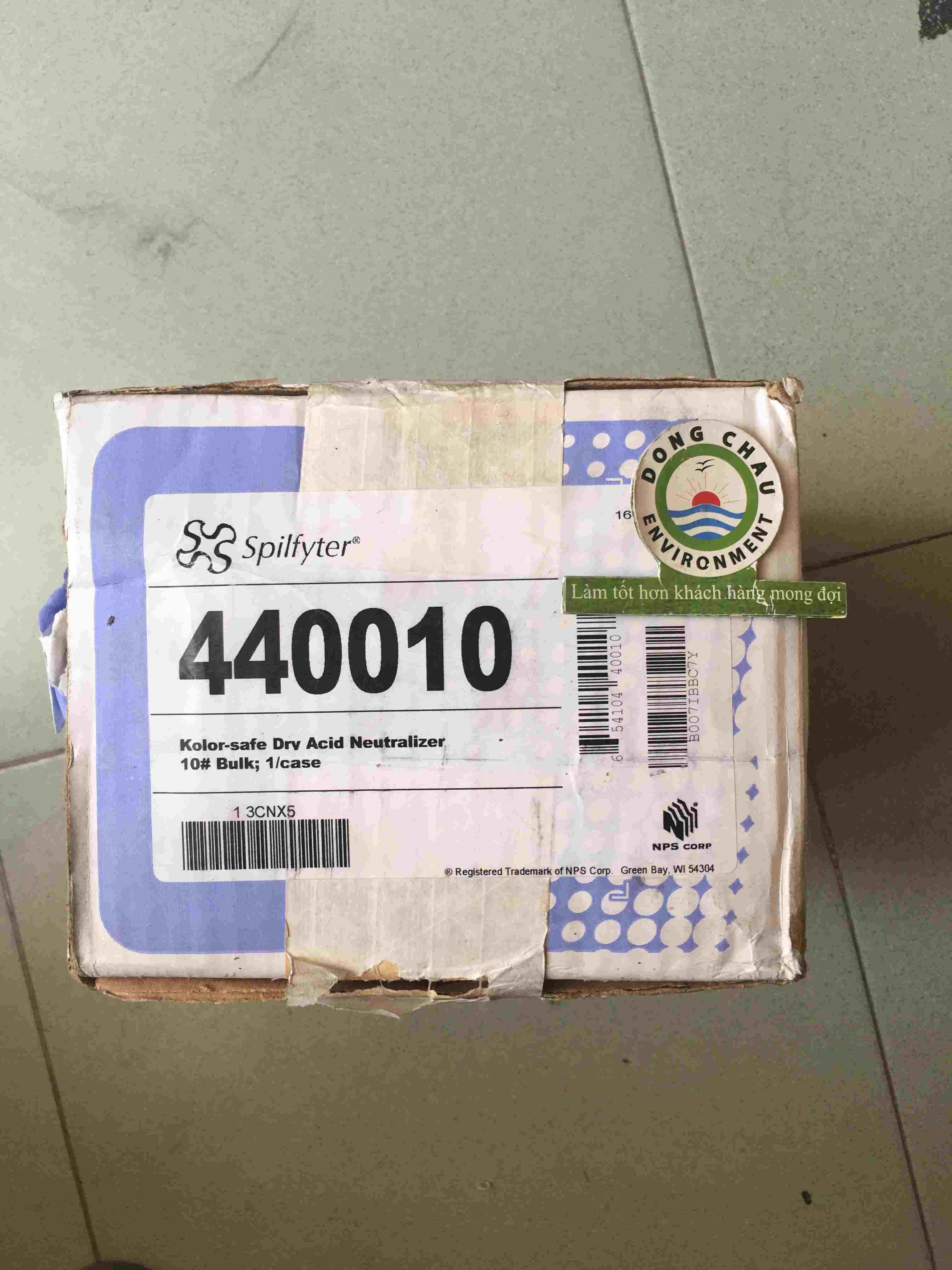 Chất bột trung hòa hóa chất axit Spilfyter 440010