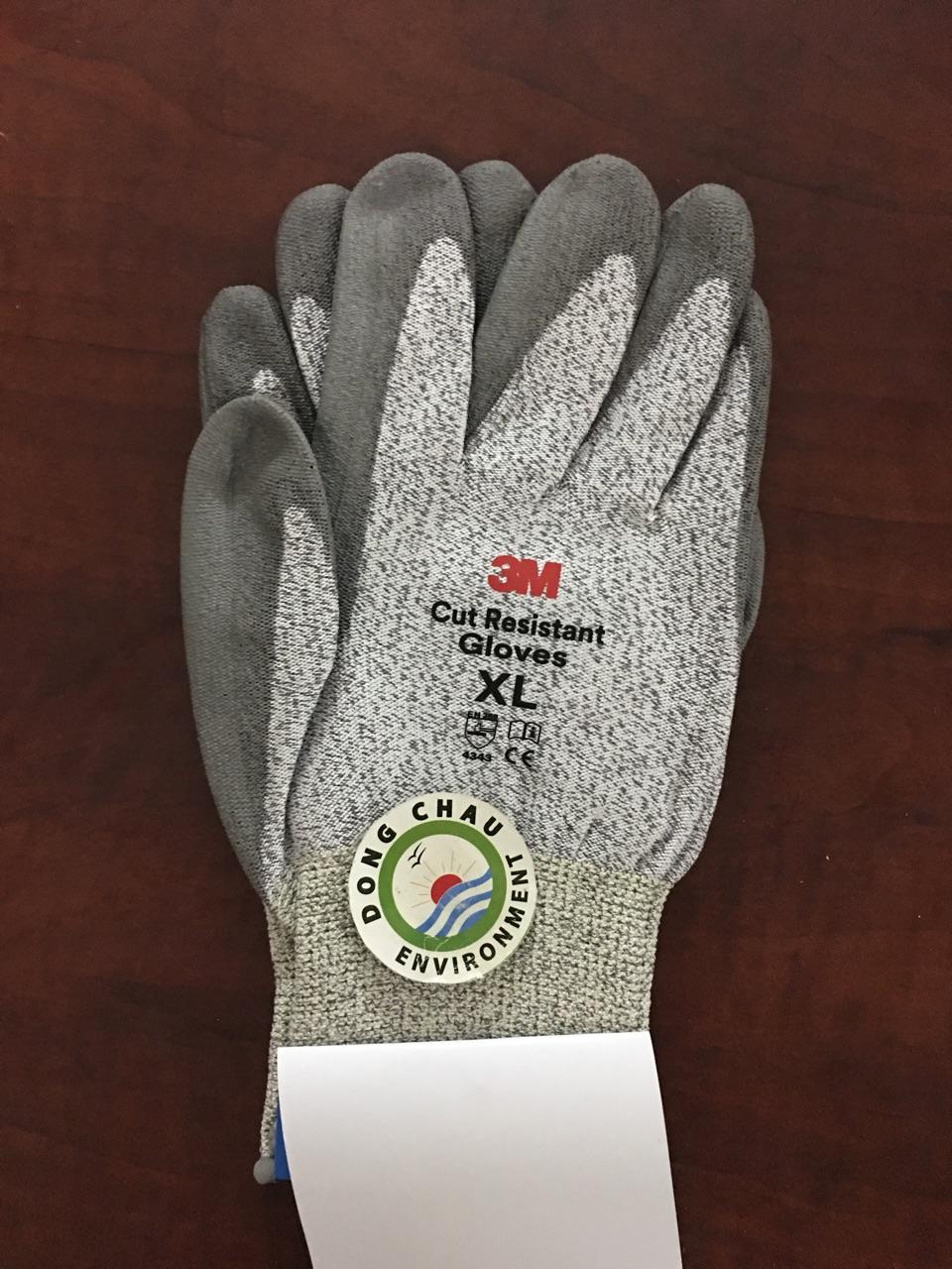 Găng tay chống cắt 3M cấp độ 3