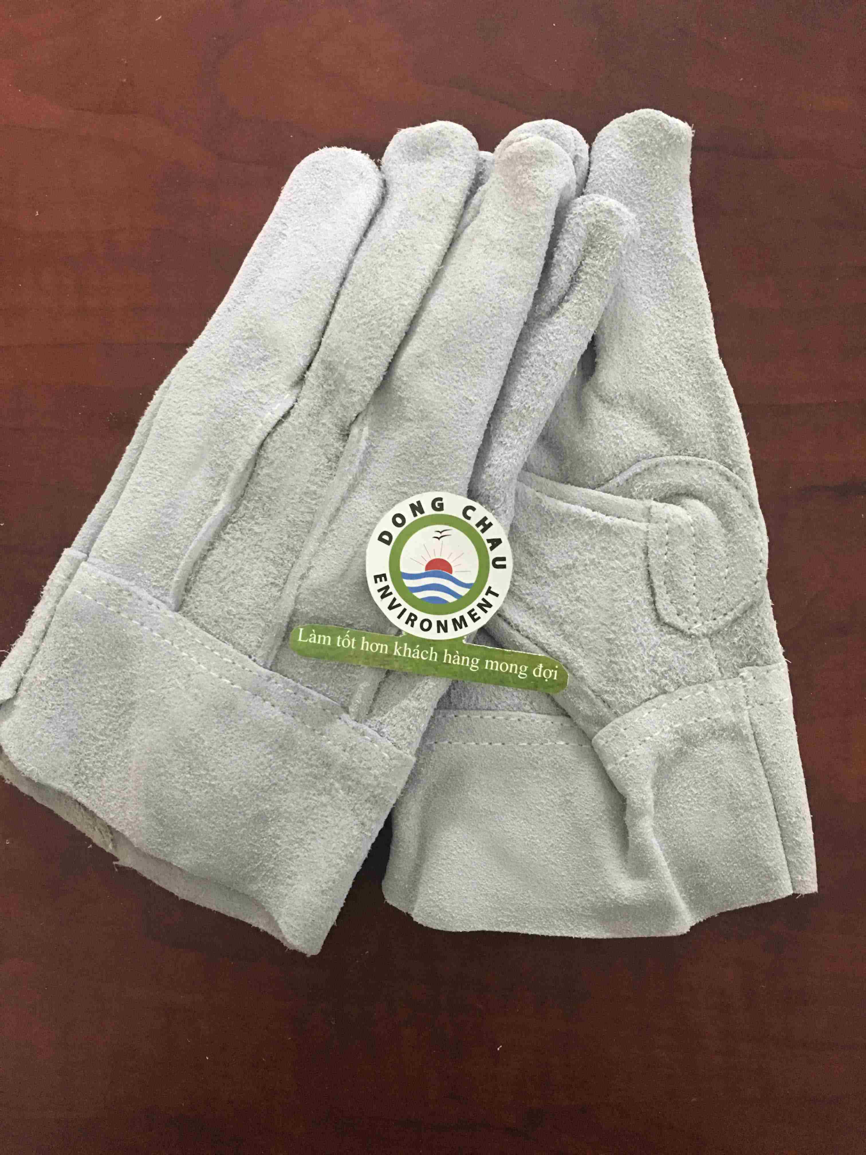 Găng tay da bảo vệ khỏi nhiệt độ cao