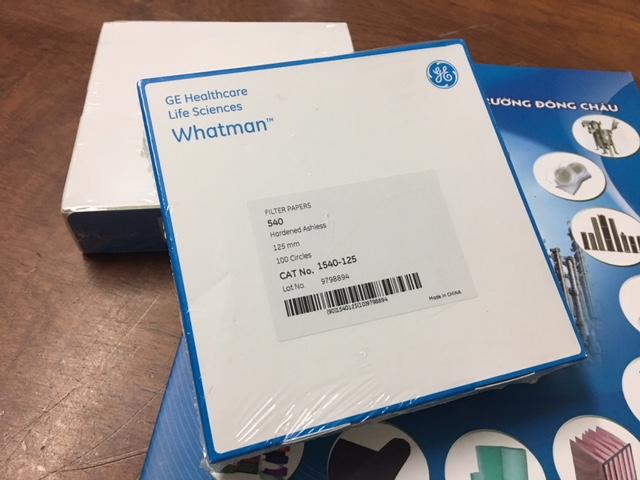 Giấy lọc phòng thí nghiệm Whatman 1005-110
