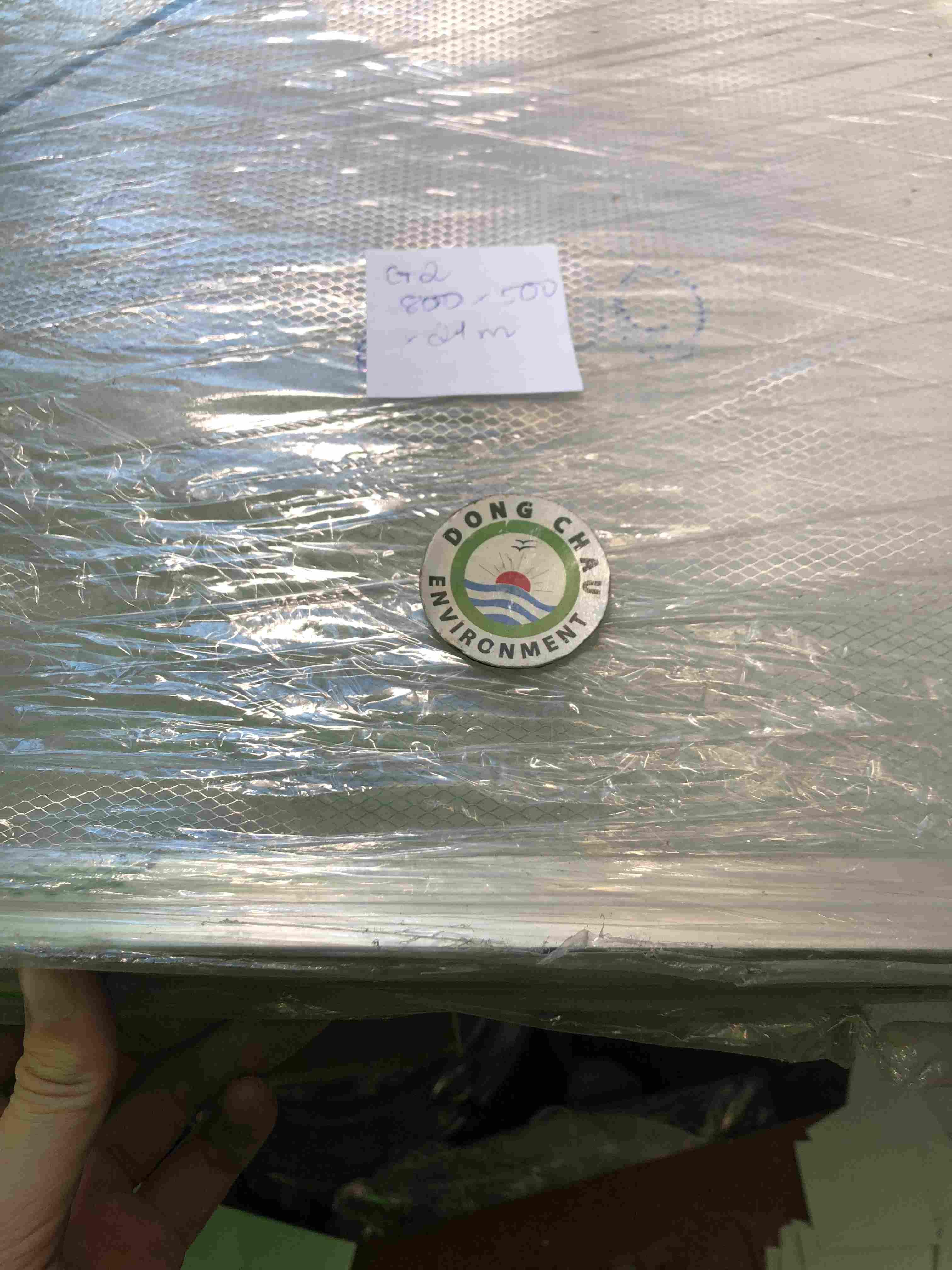Khung lọc khí G2 800 x 500 x 21 mm