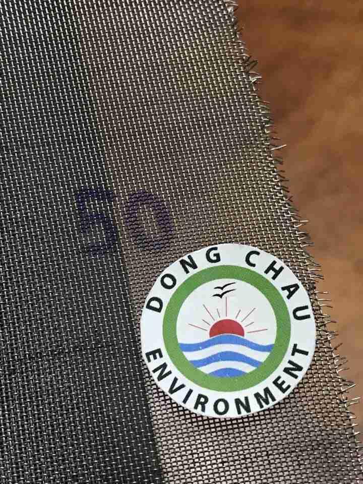 Lưới lọc 50 mesh inox 304 chính hãng chịu nhiệt hóa chất đông châu