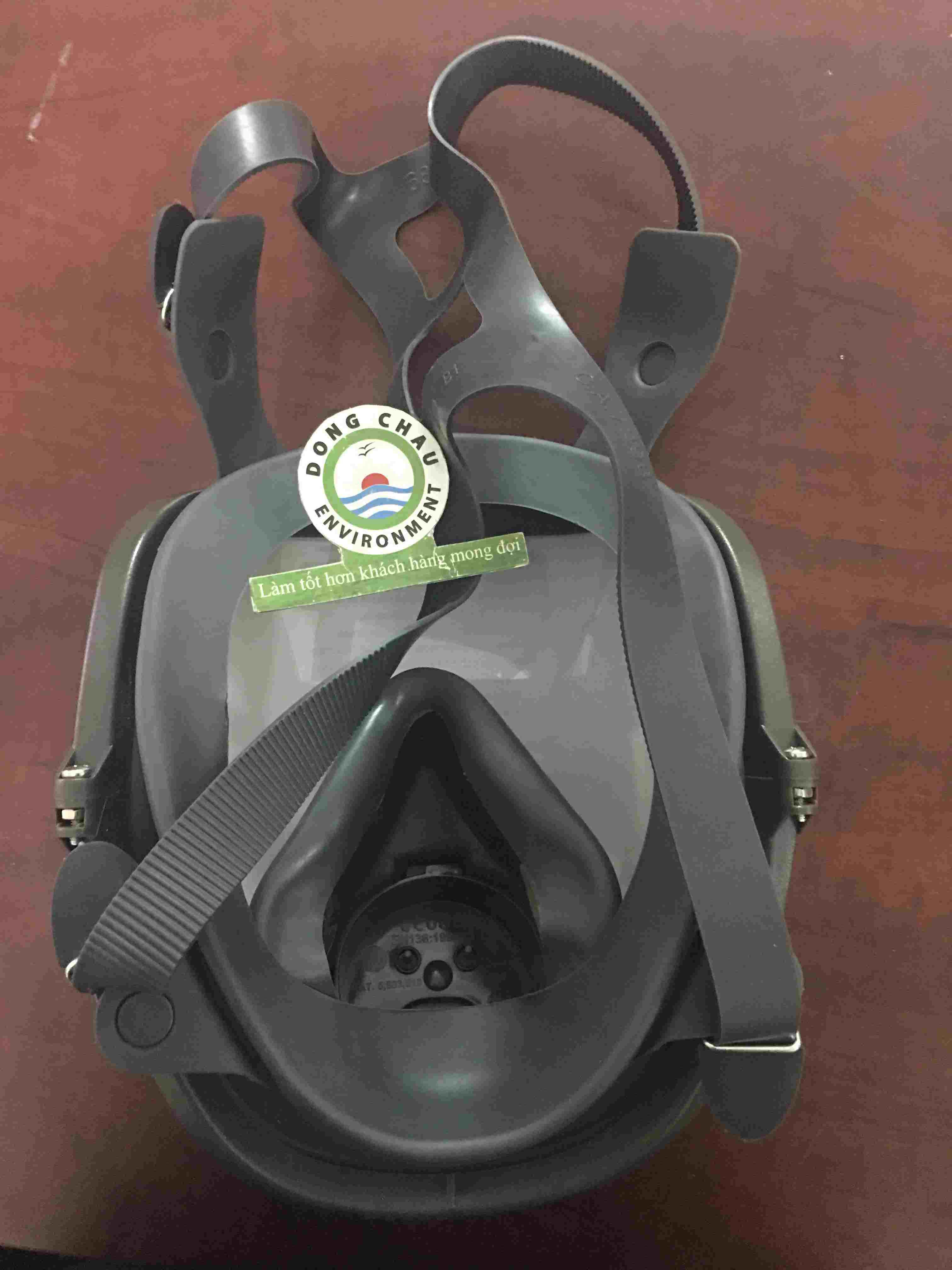 Mặt nạ bảo hộ chống độc toàn mặt 3M 680