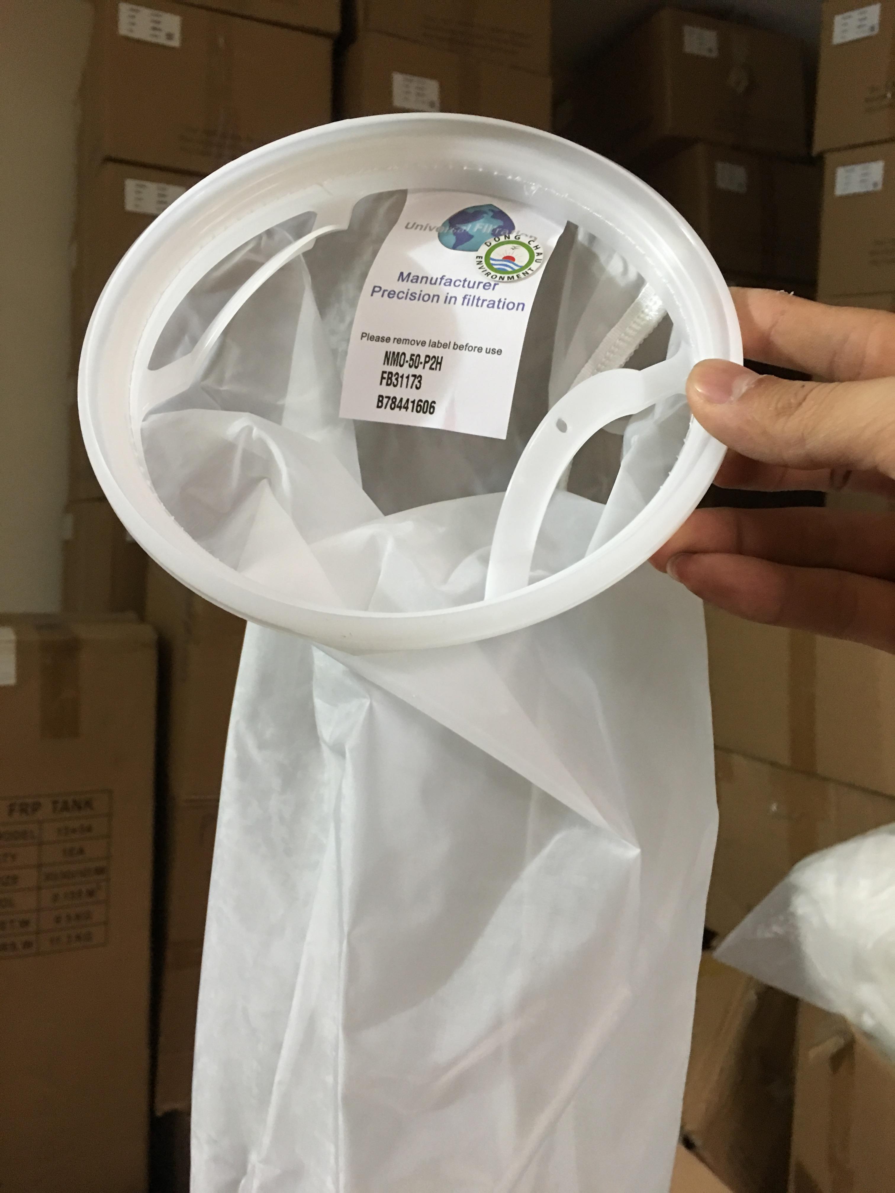 Túi lọc NMO 50 micron size 2