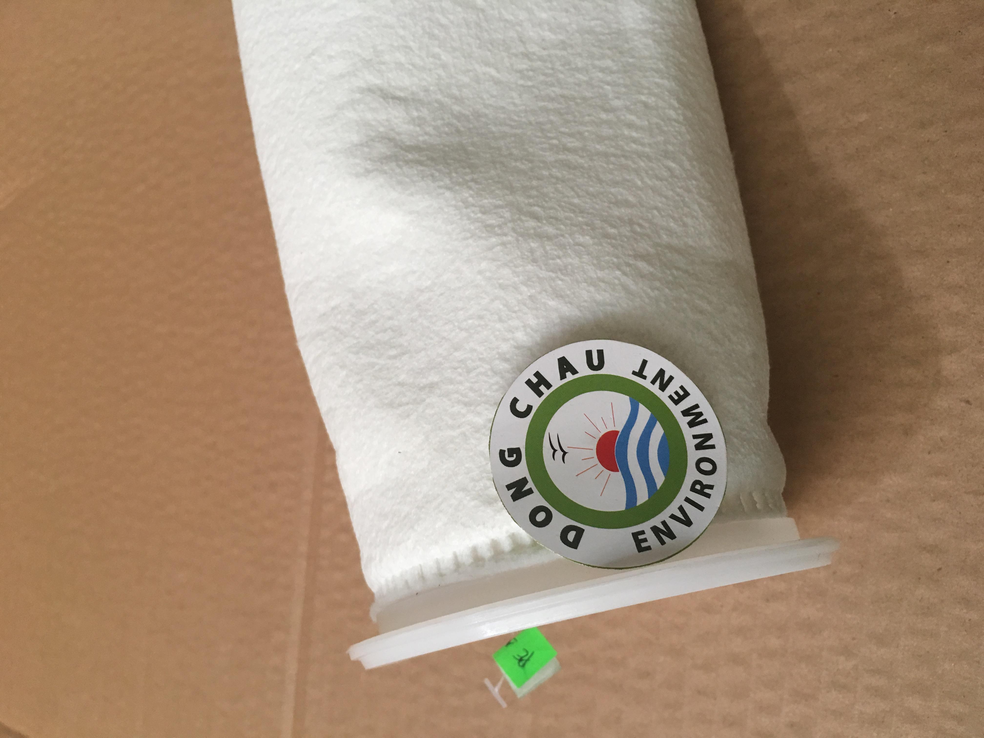Túi lọc PE 0.5 micron size 4