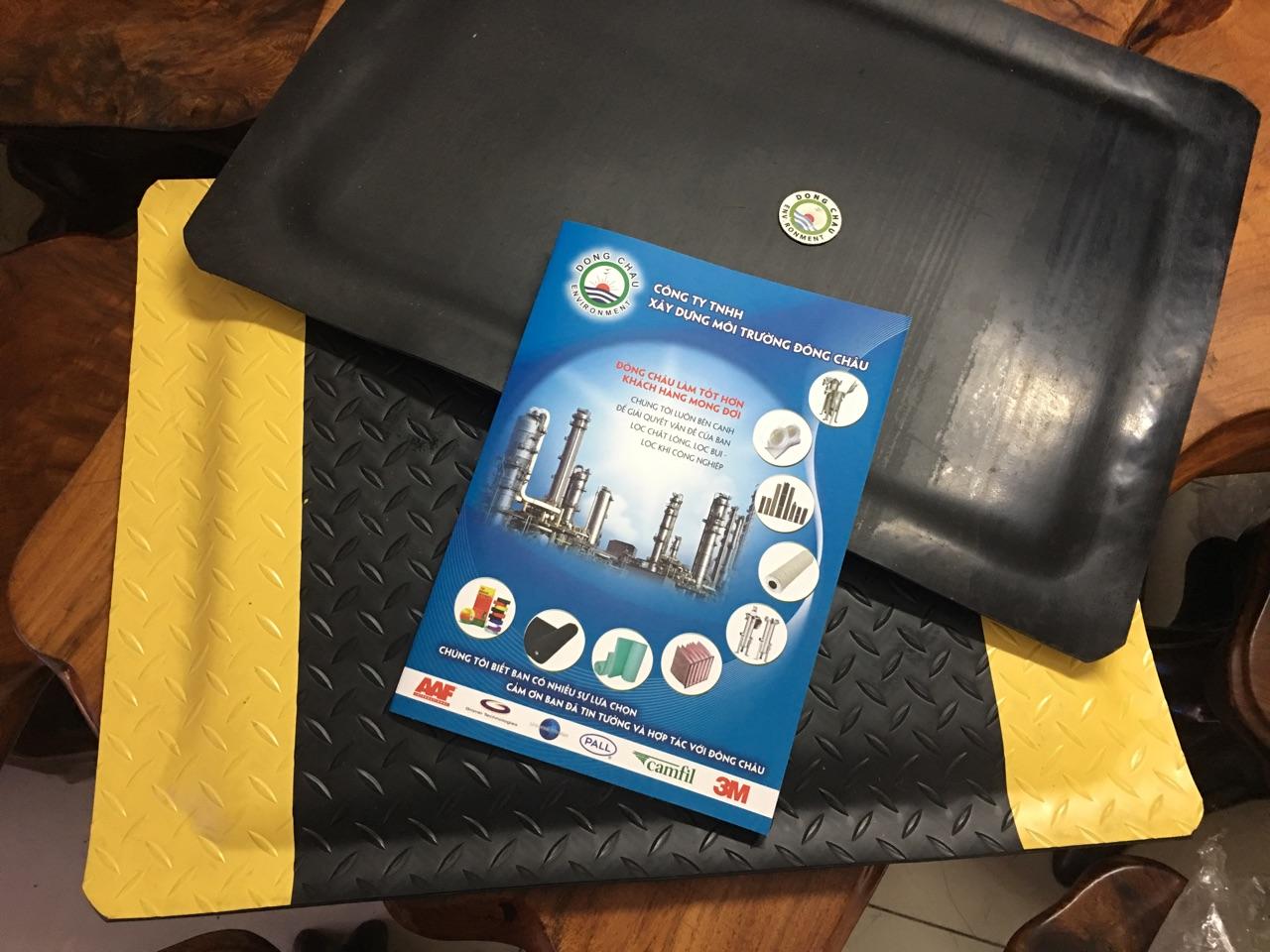 Thảm chống mỏi chân chống tĩnh điện phòng sạch