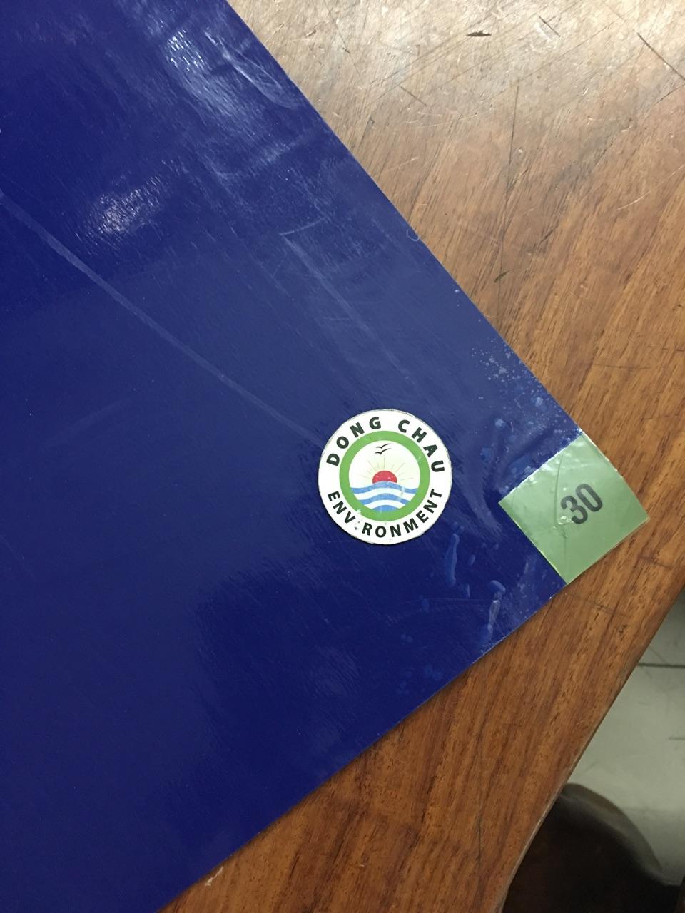 Thảm dính bụi phòng sạch Hàn Quốc Sticker Mat
