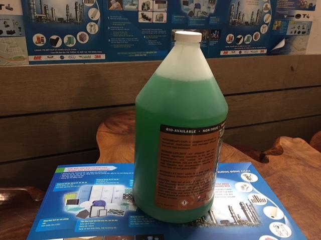 Vi sinh xử lý ống dẫn và dầu mỡ Microbelift DGTT