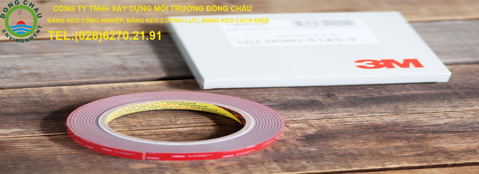 băng keo chuyên dụng, băng keo 3M, nitto, f-co tape nhật bản